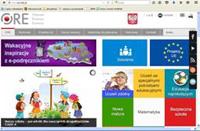 Strona Ośrodka Rozwoju Edukacji